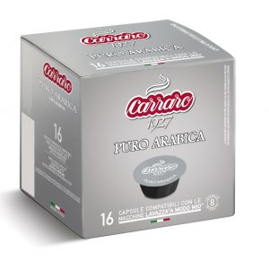 Lavazza A Modo Mio® Compatible Coffee Capsules, Pods,, Puro Arabica