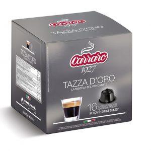 Dolce Gusto® Compatible Coffee Capsules, Tazza D'Oro