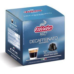Dolce Gusto® Compatible Coffee Capsules, Decaffeinato