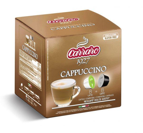 Dolce Gusto® Compatible Cappuccino Capsules, Pods