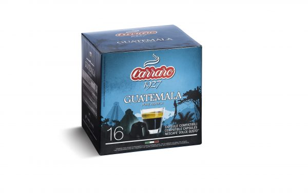 Dolce Gusto® Compatible Coffee Capsules, Guatemala