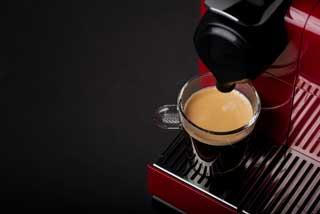Coffee machine coffee pods fresh cup brew
